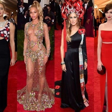 時尚界奧斯卡Met Ball小盤點!看女神們如何駕馭紅毯禮服