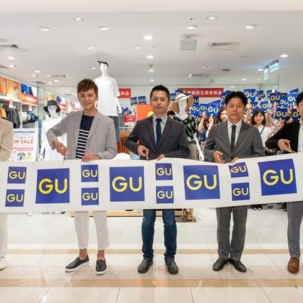 李國毅GU當一日店長  全身穿搭4000元有找