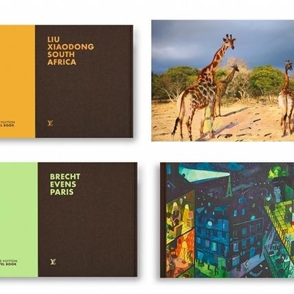 Louis Vuitton旅遊書系列 新增南非 重遊巴黎