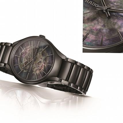 好會! 得獎的又是雷達表  超薄珍珠貝殼錶盤驚艷