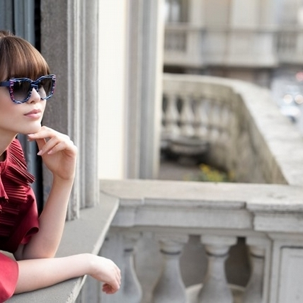 當皮草遇上太陽眼鏡?Fendi聯名眼鏡系列