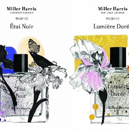Miller Harris推出全新香水 施展夜晚與晨光的無限想像