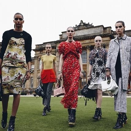 英法時尚的完美邂逅! Dior 2017早春度假系列