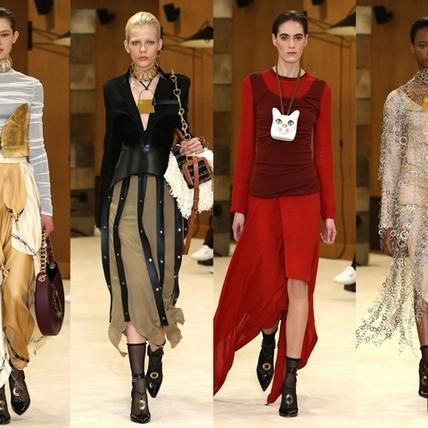 2016秋冬巴黎時裝周:Loewe  時裝實驗室