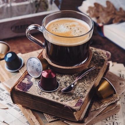 用咖啡香氣注入一整天的活力:Nespresso全新經典咖啡Envivo Lungo
