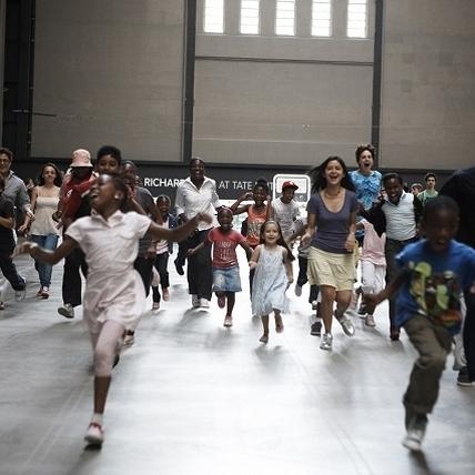 泰特美術館新館本周開幕  小學生當VIP
