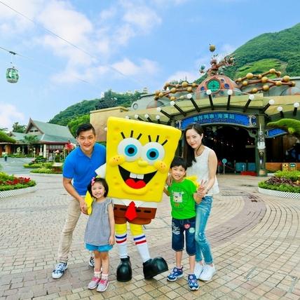 大手拉小手,樂遊香港再享暑期親子優惠
