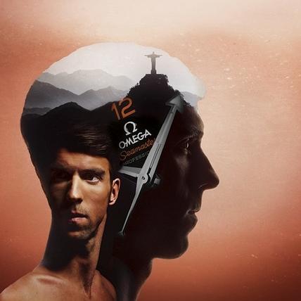 里約奧運進入倒數  OMEGA廣告醞釀熱情