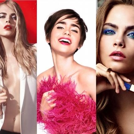 歐美女星都在瘋的水感唇彩!妳入手了嗎!