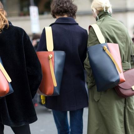 新一代IT Bag ! CÉLINE Twisted Cabas誘發率性魅力