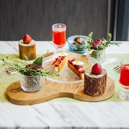 仲夏裡的北歐系甜點!Iittala與Yellow Lemon合作推出森林雙人午茶