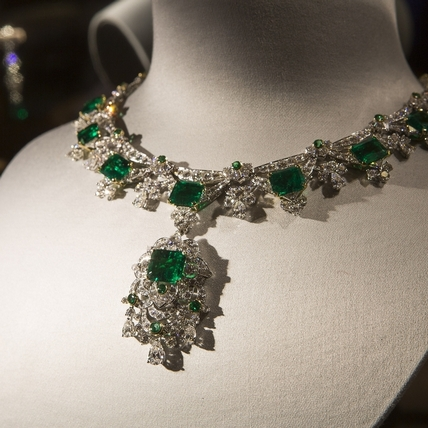 祖母綠的非凡詮釋,梵克雅寶傾注十年珍藏發表「Emeraude en Majeste」高級珠寶系列!