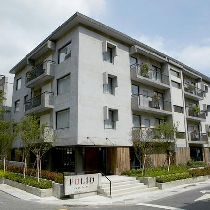 老宿舍變身潮旅館,富邦自創品牌「Folio」8月開幕