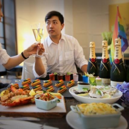 萬豪酒店推LGBT友善主題情人節,給你愛的無限種定義
