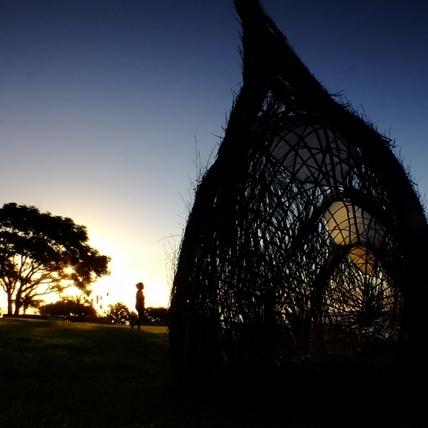 詩意的棲居  東海岸大地藝術節之旅