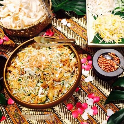 君悅凱菲屋印尼美食季登場,吃道地南洋美食遊峇里島!