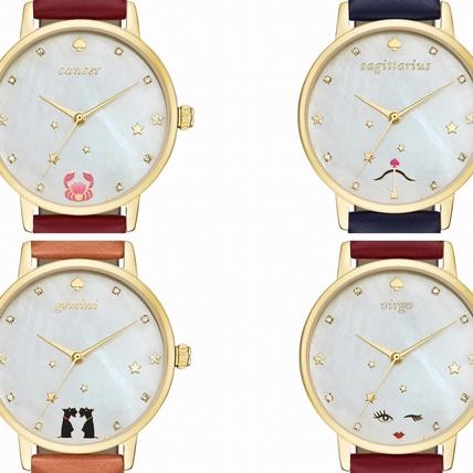 星座主題腕錶 可愛度破錶了啦