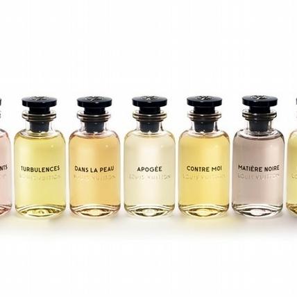 Louis Vuitton精品香水啟航旅程,7款香氣一次總覽!