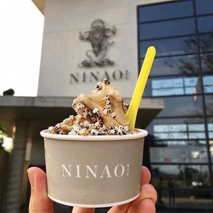 台南囝仔的義式冰淇淋夢工廠:蜷尾家二店NINAO Gelato