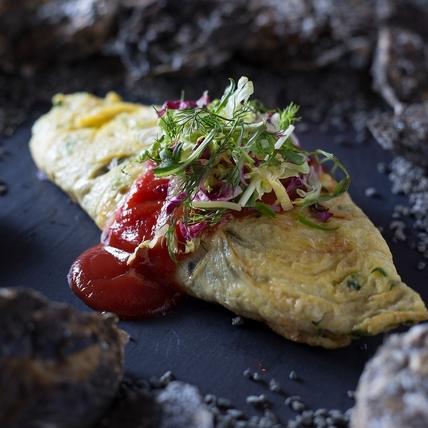 傳統小吃時髦變身,台南老爺行旅「新小吃計畫」