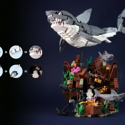 【剩娛價值】鯊魚寶藏