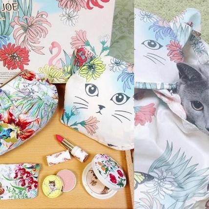 梳妝台上最萌新霸主 風靡日本妞的貓咪彩妝組