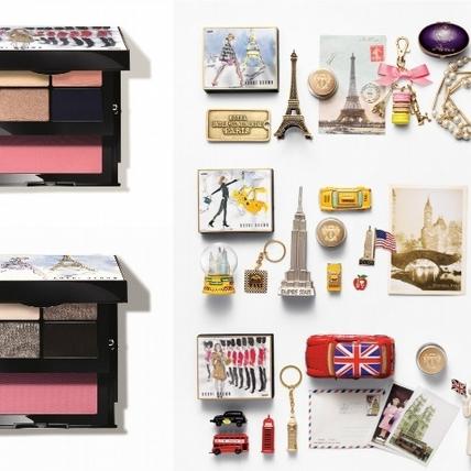 Bobbi Brown攜手時尚插畫家 推出紐約、倫敦,巴黎城市眼彩盤 ,超想入手!