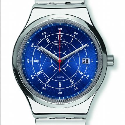 新光三越周年慶全攻略:SWATCH 輕鬆擁有第一只機械錶