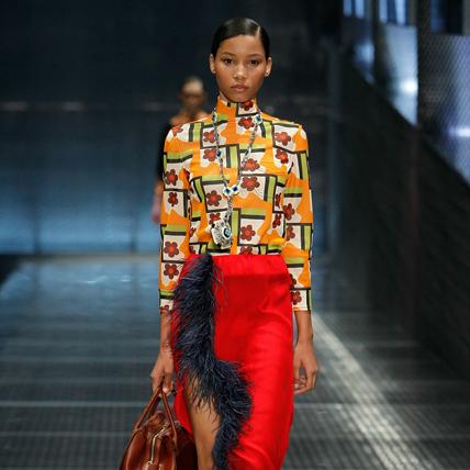 【2017春夏米蘭時裝周】Prada滲透叛逆的率性自我