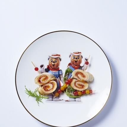 |BERNARDAUD藝術餐瓷系列|Jeff Koons傑夫‧昆斯遊走邊緣的大眾普普藝術