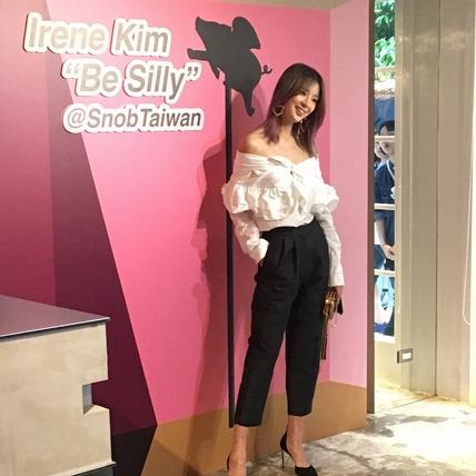 最強韓妞Irene kim首度來台,今年秋冬跟著她買這三樣必備單品鐵時髦!