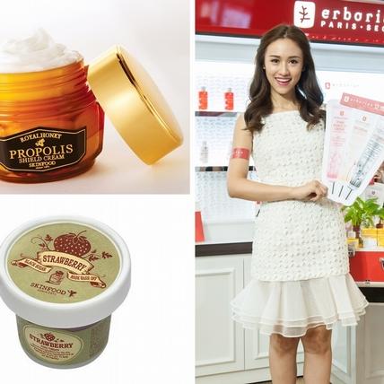 美妝新鮮貨 SKINFOOD、Erborian艾博妍在台展店