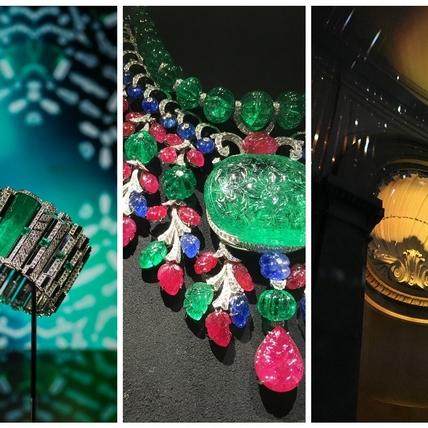 打開魔法師的珠寶盒 卡地亞Cartier Magicien東京頂級珠寶展
