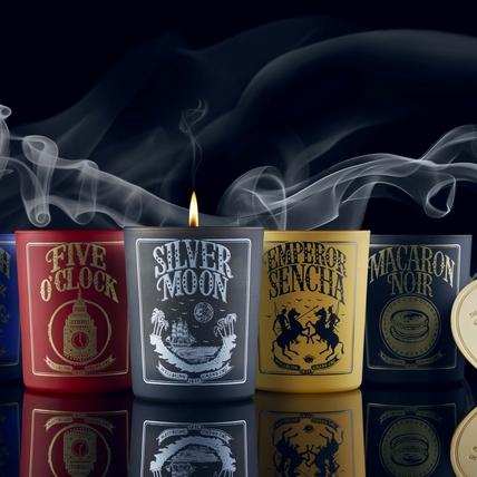 TWG Tea茗茶薰香蠟燭,隨時隨地感受迷人茶香