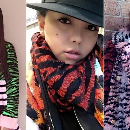 還沒上市他們就搶先穿!KENZO x H&M聯名系列范冰冰、蕭敬騰、張惠妹穿上比狂野