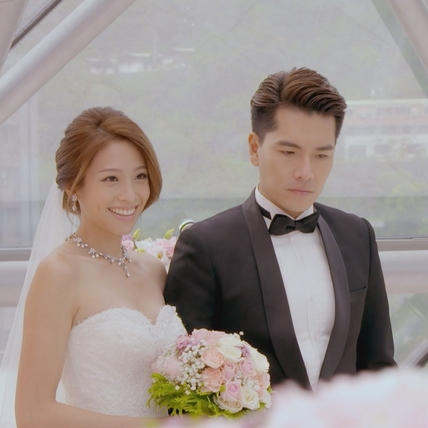 王傳一苦臉娶袁詠琳 讓她對婚姻有陰影