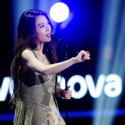田馥甄擔任導師手抖如臨大考 萌樣被製表情包