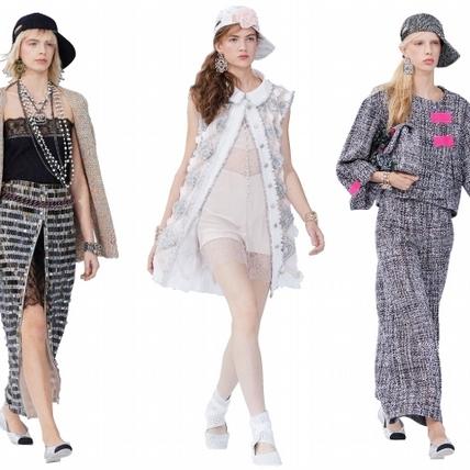 【2017春夏巴黎女裝周】Chanel  科技時代