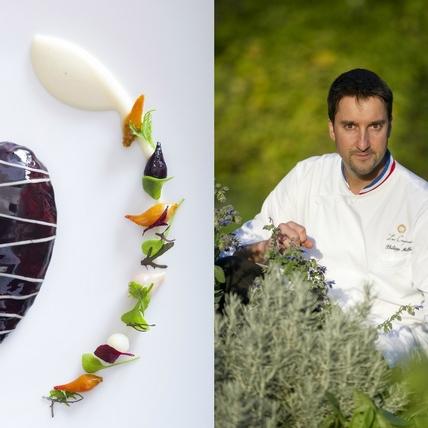 法國廚界最高榮譽MOF得主,二星名廚Philippe Mille首次來台獻藝