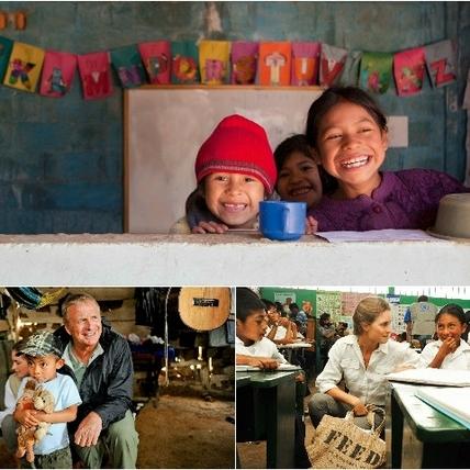 愛護美麗臉蛋也關懷世界貧童 Clarins & FEED公益活動起跑