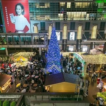 感受法式耶誕饗宴!101廣場化身史特拉斯堡耶誕市集