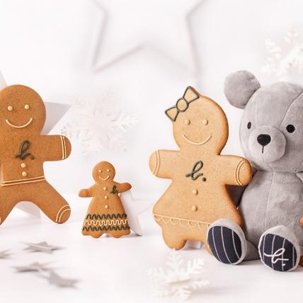 agnès b. CAFÉ耶誕最暖心 萌萌的小熊小兔讓你不再孤單