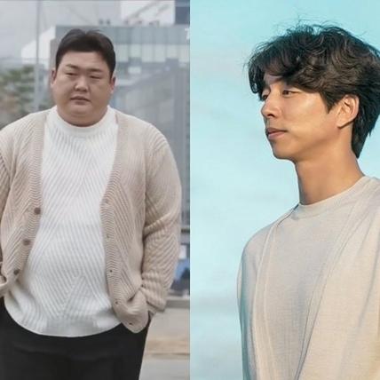 孔劉變臃腫大叔狂吃! 韓綜SNL惡搞《鬼怪》