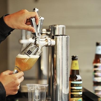 金色三麥新品牌「SUNMAI」,MIT精釀啤酒又一力作