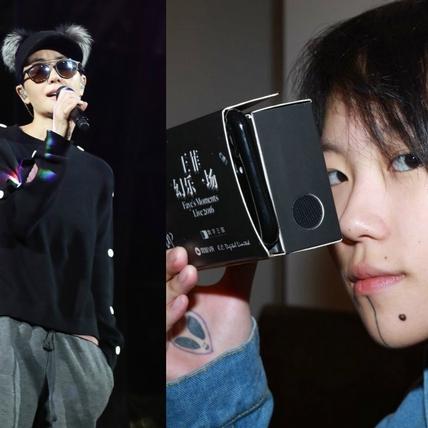 王菲今晚開唱 謝霆鋒支援VR全景直播