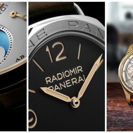 【Pre-SIHH2017】日內瓦高級鐘錶預覽Part 2