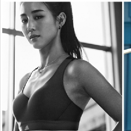 女孩們一起變強吧!adidas與張鈞甯再現女子運動新魅力!