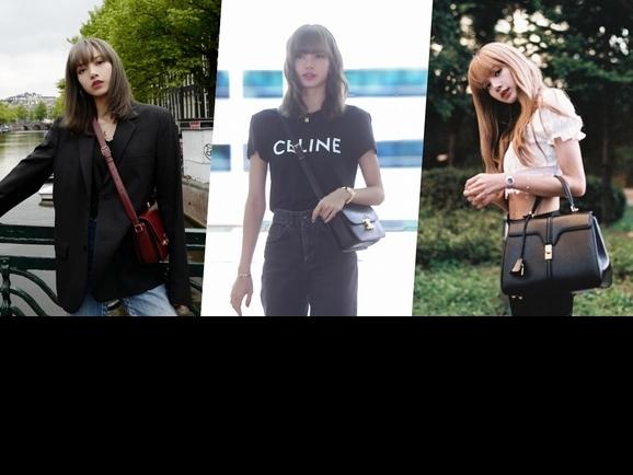 黑色就是永遠穿不膩!BLACKPINK成員Lisa示範5款黑色系搭配   穿搭沒靈感就靠它