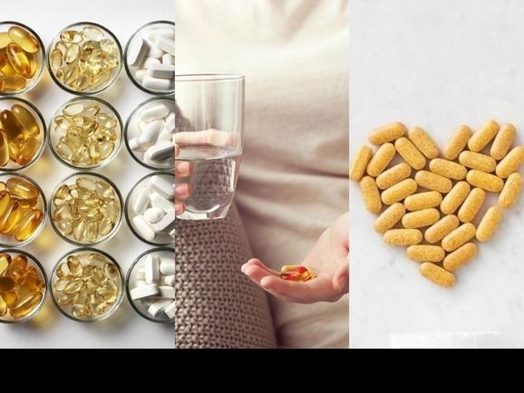 別被免疫力擊垮,吃得不均衡,就讓營養補充品助你挺過病毒好發的季節