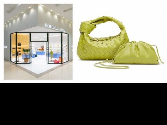 Bottega Veneta SOGO復興慶開幕!限定新色奇異綠療癒又俏皮